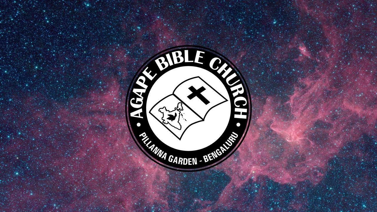 Welcome to Agape Bible Church Bangalore